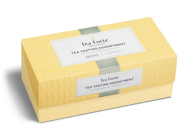Tea Tasting Assortment-Presentation Box 20 Infusers