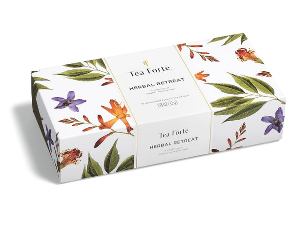 Herbal Retreat-Petite Box 10 Infusers