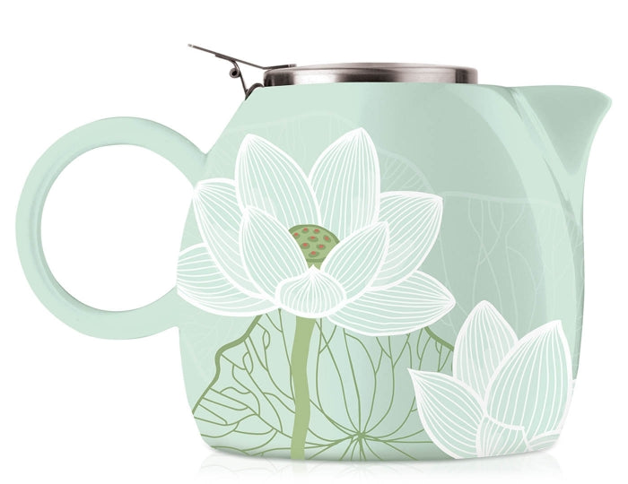 PUGG Tea Pot-Lotus