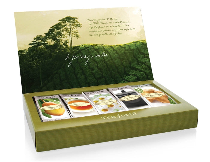 Tea Tasting Assortment-Single Steeps® Sampler