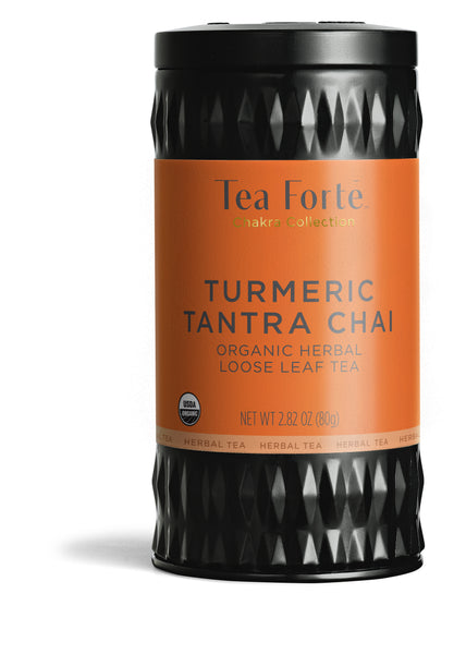 Tumeric Tantra Chai - Loose Leaf Canister