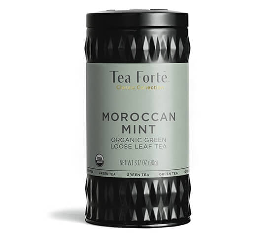 Moroccan Mint-Loose Tea Canister