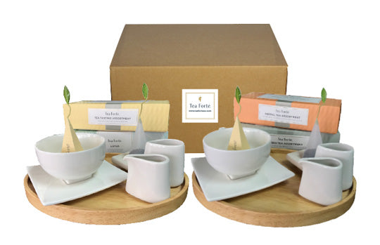 Christmas Gift Pack Tea For Two Pyramid
