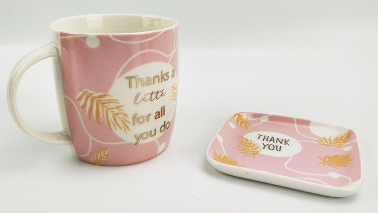 Thanks A Latte Mug