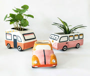 Retro Van Planter
