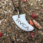 RVCA Miniature Surfboard Fin Necklace