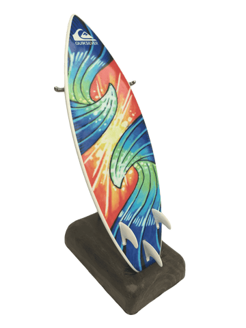 Miniature Surfboard Replica - Spiral