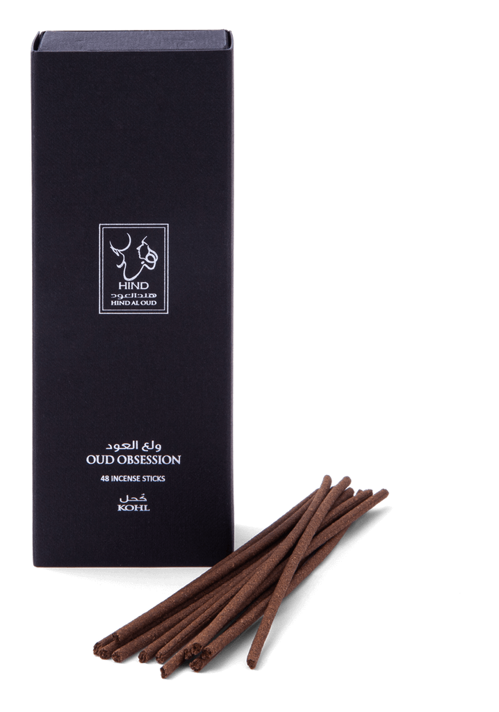 Incense Sticks - Kohl (48 Pcs)