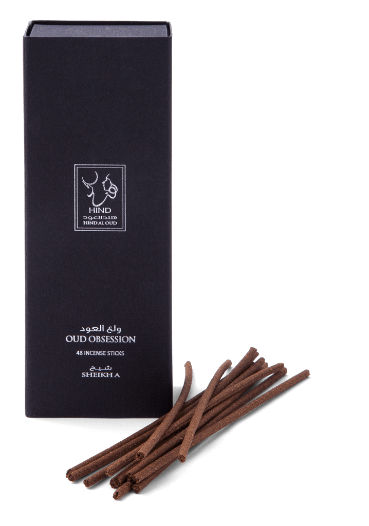 Incense Sticks - Sheikh A (48 Pcs)