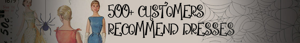 500+ Customers Recommend Dresses
