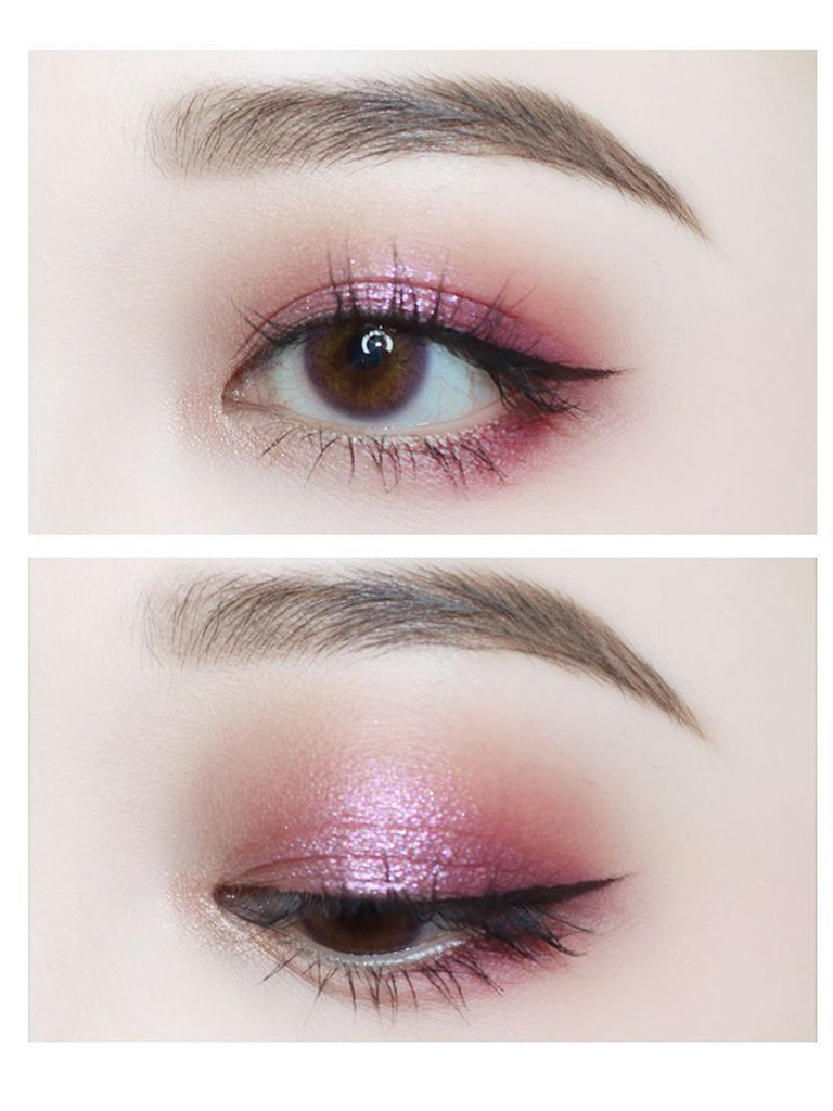 Retro Waterproof Palette Shining Eye-shadow
