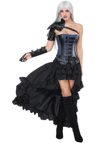 Steampunk Gothic Costume Set