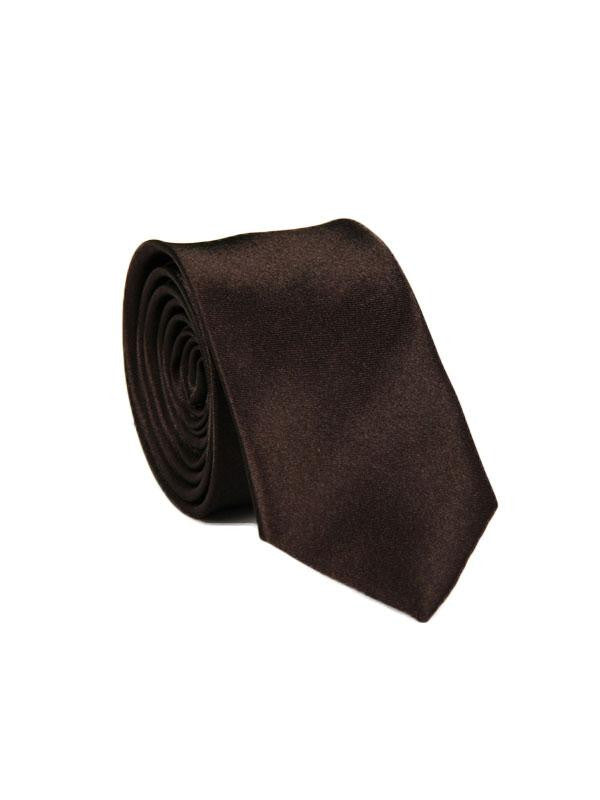Men's Cotton Solid Color Tie