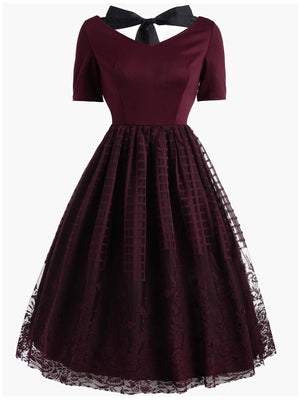 Plus Size - Retro Stage - Chic Vintage Dresses and Accessories