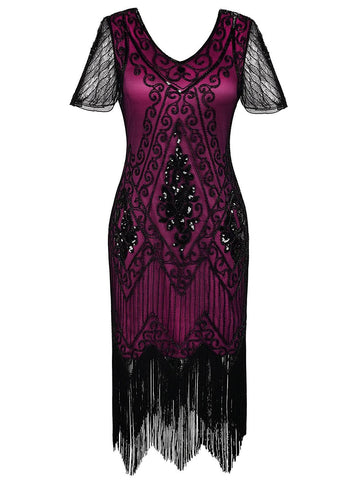 1920s dress retro stage chic vintage dresses and accessories