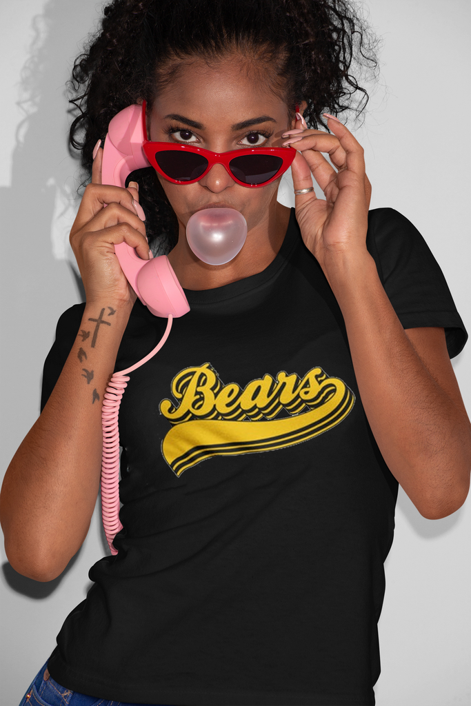 Bears Cotton T-shirt