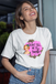 Don't Tell Me To Smile Cotton T-shirt