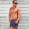 Purple Men's Shorts - Activewear - Everyday - Australian Made - aussie essence - Docks Augusta