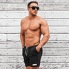 Black Men's Shorts - Activewear - Everyday - Australian Made - aussie essence - Docks Bunbury