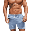 Blue Men's Shorts - Activewear - Everyday - Australian Made - aussie essence - Docks Eden