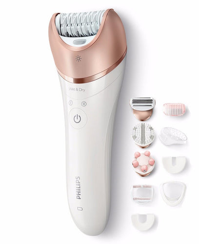 Philips BRE650 Prestige Satinelle Wet & Dry Epilator Online Shopping Store