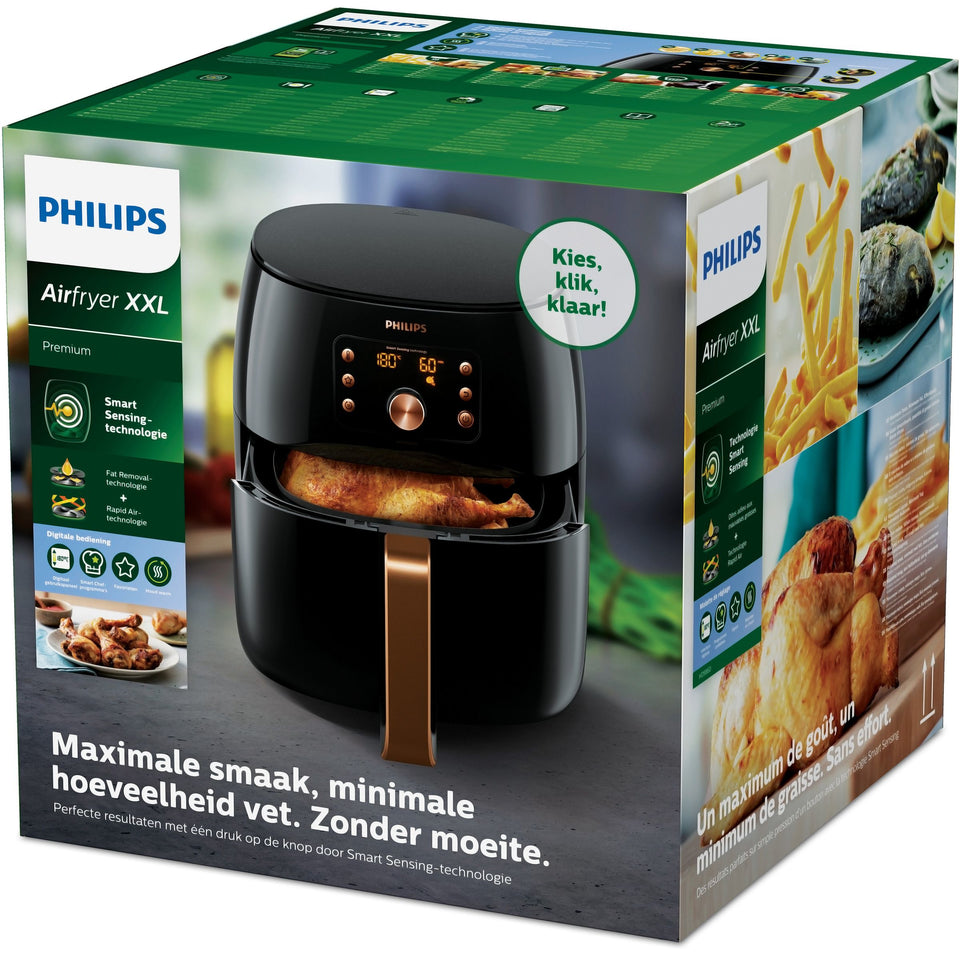 Philips Airfryer XXL Premium HD9860/91 Online Shopping Store