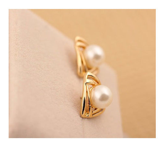 Pearl Stud Earrings Online Shopping Store