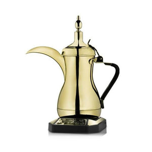 Electrical Arabic Coffee Maker-Dallah -JKT-600G1, Gold Online Shopping Store