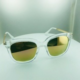 Ralferty Transparent Sunglasses (Gray) Online Shopping Store
