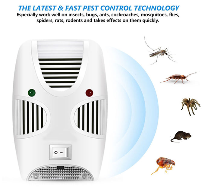 Ultraonic Insect Repeller
