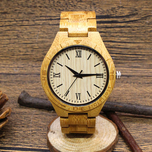 WOODEN WATCH ALW03 Online Shopping Store