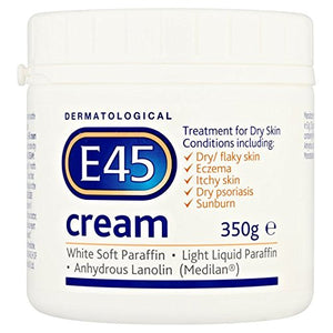 E45 Dermatological Cream Treatment for Dry Skin Conditions (350g) Online Store UAE