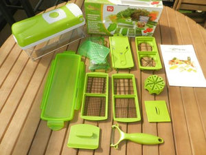 Nicer Dicer - Fruit and Vegetable Cutter Set Online Store UAE