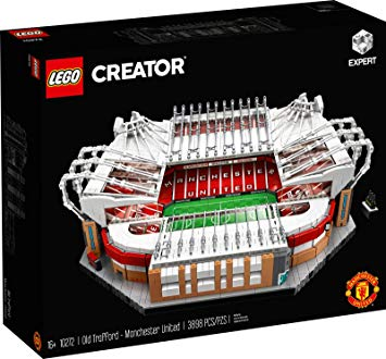 LEGO 10272 Creator Expert Old Trafford - Manchester United, New in 2020 Online Store UAE