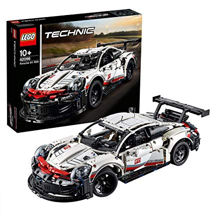 Lego Technic Porsche Building set, Multi-Colour, 42096 Online Store UAE