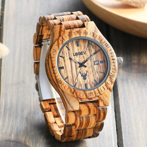 WOODEN WATCH ALW05 Online Shopping Store