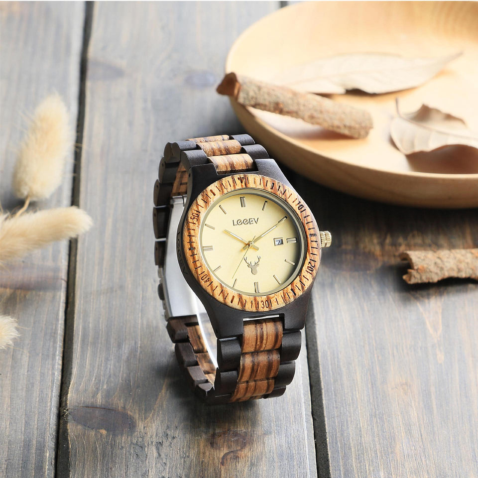 WOODEN WATCH ALW04 Online Shopping Store