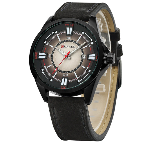 Curren Summer Black Watch Online Store UAE