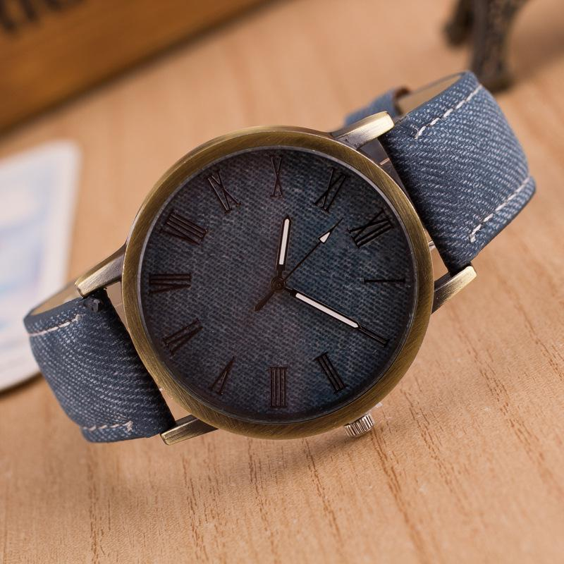Jeans Rome Dial Watches Online Shopping Store
