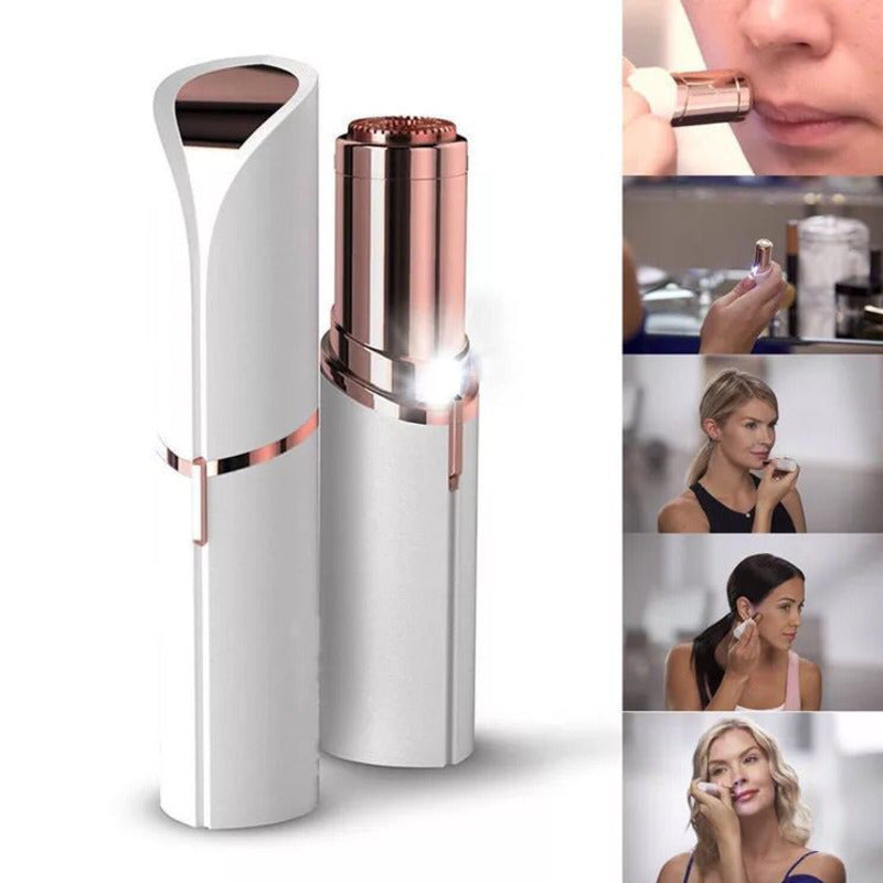 Rechargeable Flawless Women's Painless Hair Remover