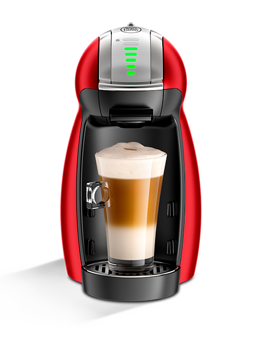 Dolce Gusto GENIO 2™ Automatic Coffee Machine Online Shopping Store