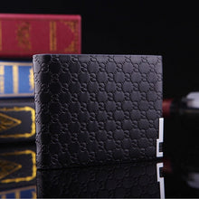 Load image into Gallery viewer, Zipper & Hasp Short Leather Wallets
