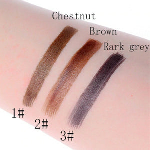 Eyebrow Pencil Waterproof - 3 Color Available Online Store UAE