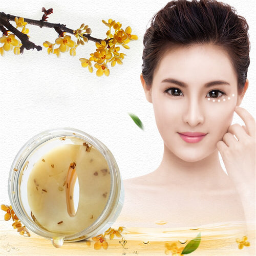 One Spring Golden Osmanthus Eye Care Patch Moisturizing Eye Mask