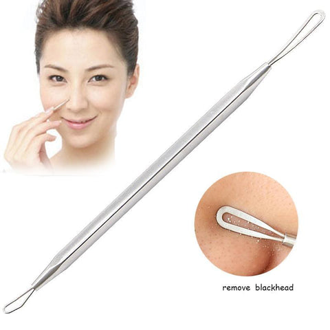 3PCS Black Head,White Head & Pimples Remover Set