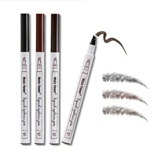 Eyebrow Pencil Waterproof - 3 Color Available
