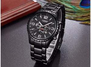 Curren Business Stainless Steel Watch