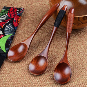 Wooden Spoons (3 in 1 Bundle) Online Store UAE
