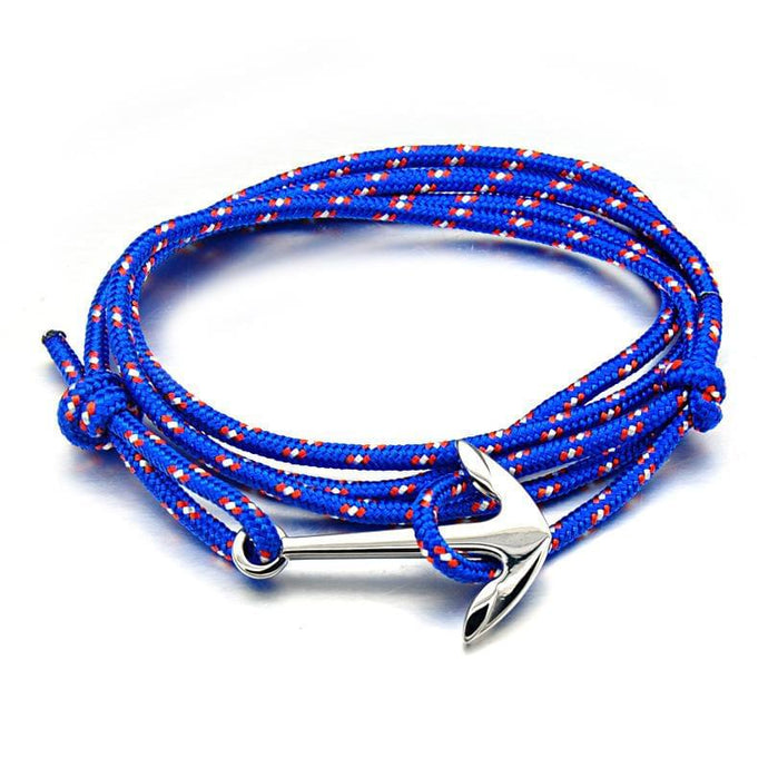 Anchor Nylon Bracelets