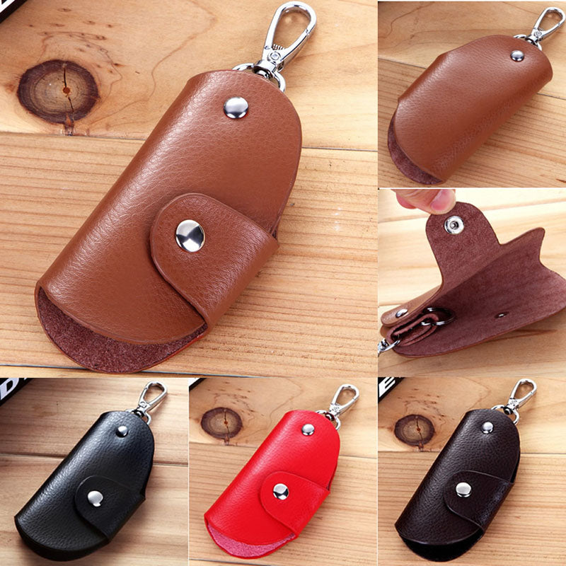 Key Case Leather Wallet Online Shopping Store